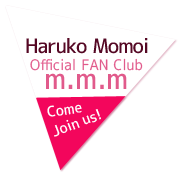 Haruko Momoi Official fan club
