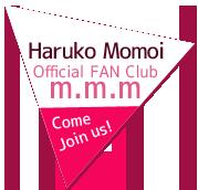Haruko Momoi Official fan club